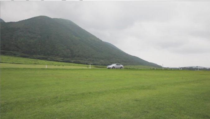 アコードで行く島根県大田市三瓶山