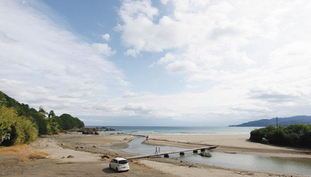 高知県土佐清水市周辺