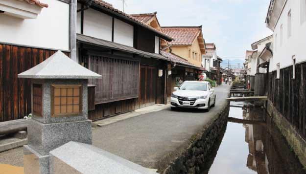 鳥取県倉吉市周辺