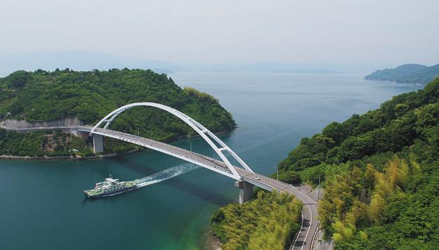広島県呉市とびしま海道