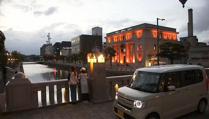 N-BOXで行く島根県松江市